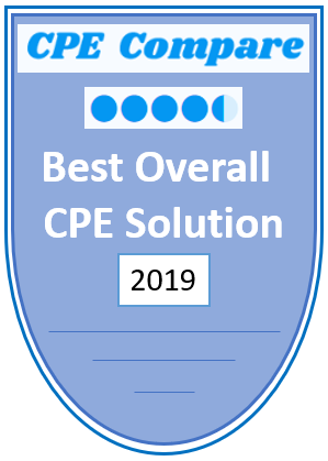CPE Compare Best Overall 2019