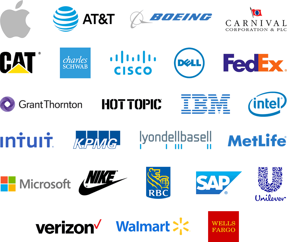 Our users' companies