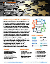 Internal Audit Competency Assessments