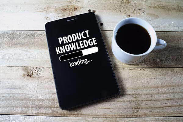 Product Knowledge, loading...