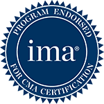 IMA: Program Endorsed for CMA Certifications