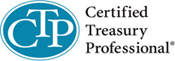Certified Treasury Professional logo