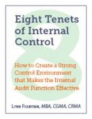 Eight Tenets of Internal Control: How to Create a Strong Control Environment