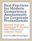 Best Practices for Modern Competency Assessments for Corporate Professionals
