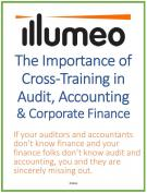 Why Cross-Training Is Critical for Audit, Accounting and Corporate Finance